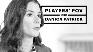 In the Chair with Danica Patrick
