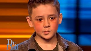Dr Phil Was Shocked By This Kid
