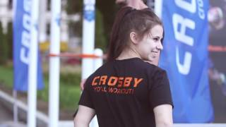 CROSBY. WORKOUT24. WORKOUT- CITY. Фестиваль ласточка 2016