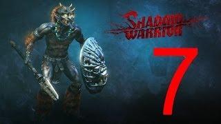 Shadow Warrior 2013 Прохождение игры. Часть 7. Глава 5 конец