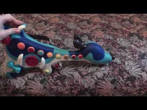 Обзор:  Музыкальная игрушка