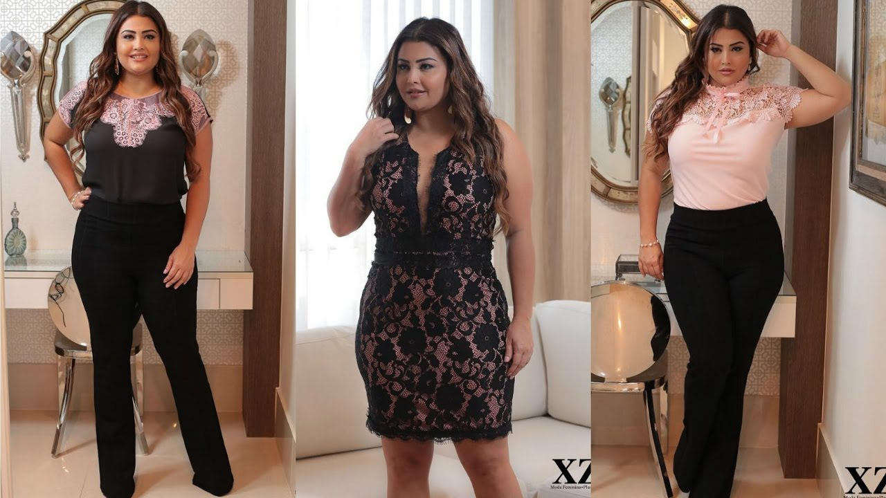 Plus Size Holiday Fashion 2018 9