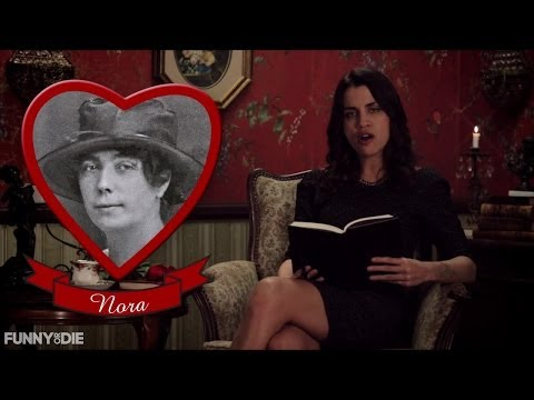 James Joyce's Love Letters with Natalie Morales