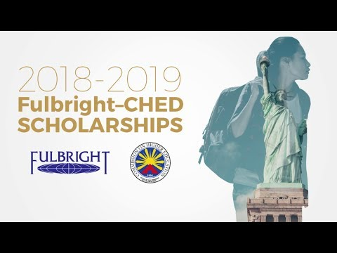 Fulbright-CHED Scholarships