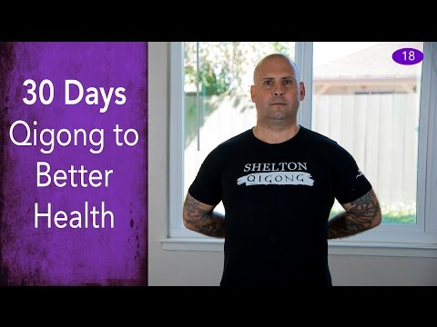 Day #18 - Kidney Healing Sound - 30 Days of Qigong to Better Health