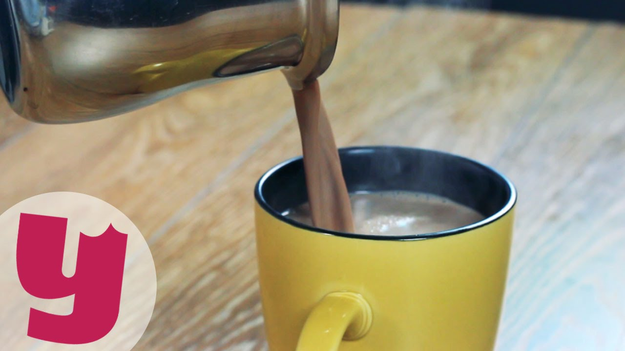 Sıcak Çikolata Nasıl Yapılır Videosu