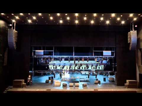 Time-lapse Teatre de la Llotja de Lleida
