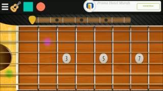 VIRGOUN - Surat Cinta Untuk Starla (Real Guitar Cover) - Android Accoustic