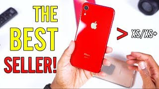 iPhone XR is Outselling the iPhone XS & iPhone XS Max
