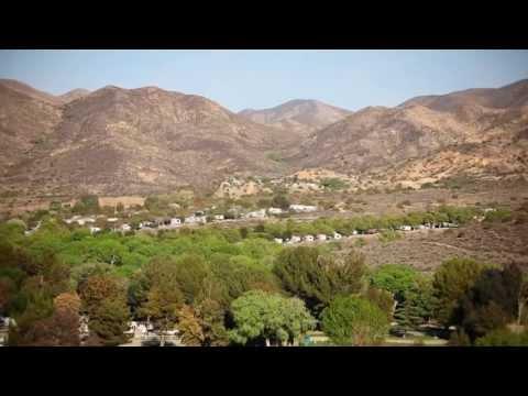 Soledad Canyon Los Angeles California Area RV Resort and Campground