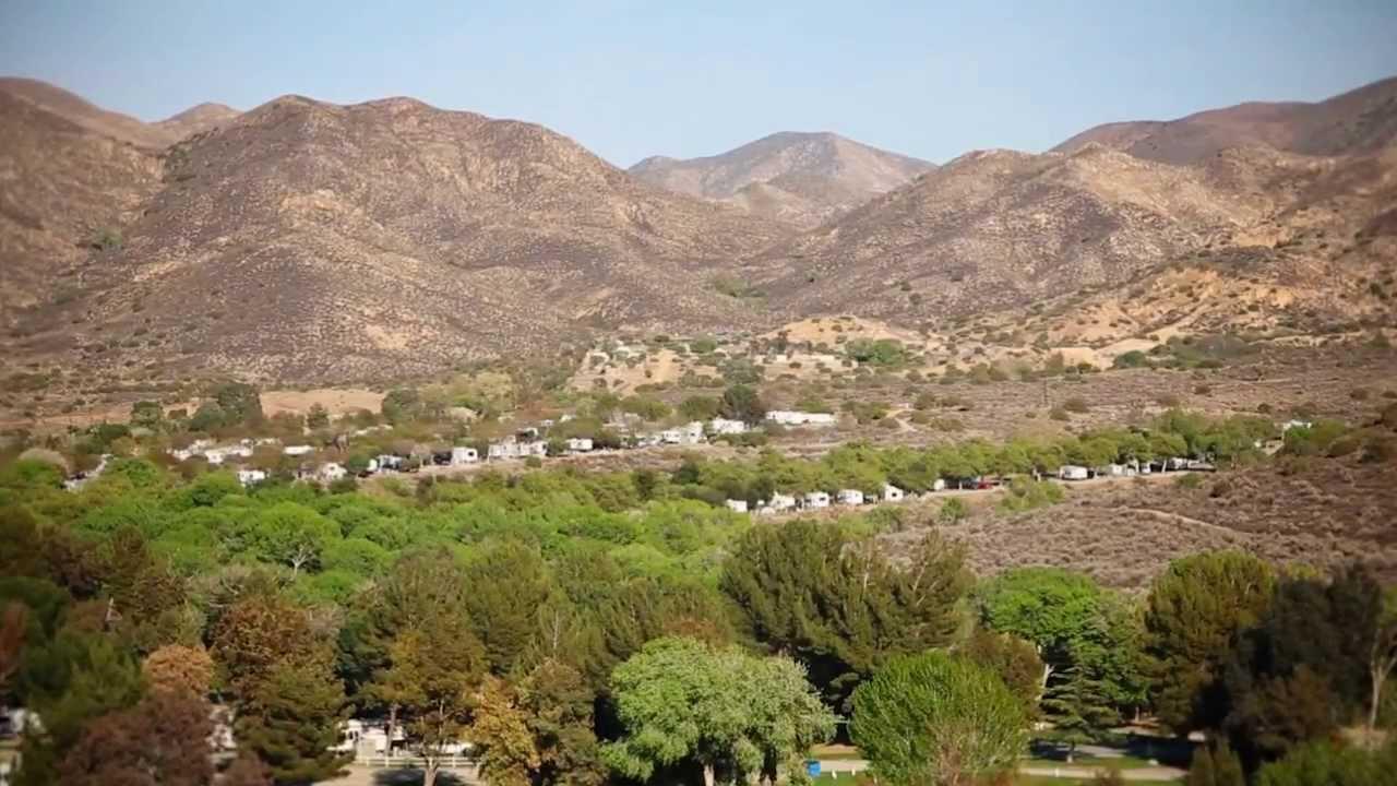 Soledad Canyon Los Angeles California Area Rv Resort And
