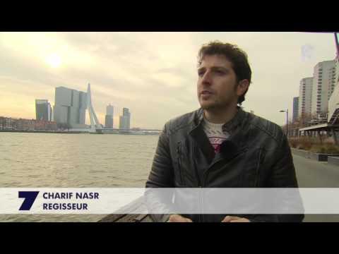 Regisseur Nasr maakt bioscoopfilm 'Rotterdam, I Love You'