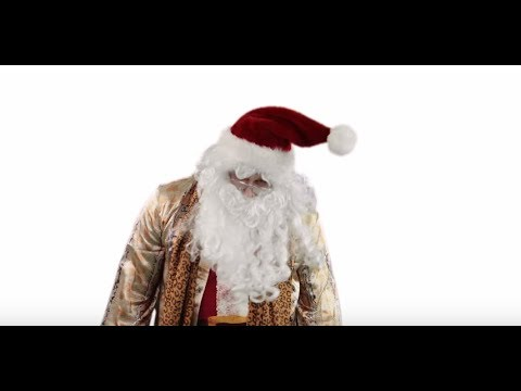 Santa Sings PPAP Parody song- Pen Pineapple Apple Pen