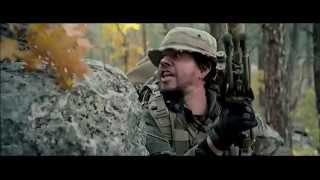 LONE SURVIVOR [2013] Scene: Off the Mountain.