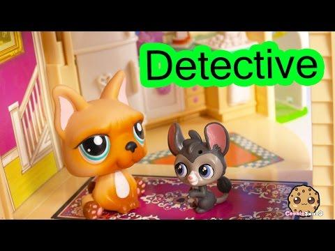 LPS Mommies Detective - Part 59 Littlest Pet Shop Series Video LPS Toys - Cookieswirlc Channel