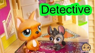 LPS Mommies Detective - Part 59 Littlest Pet Shop Series Video LPS Toys - Cookieswirlc Channel