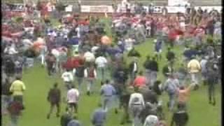 1994 Fortuna Düsseldorf   Aufstiegsrunde   Aufstieg 2. Bundesliga   Platzsturm   Allahen !!