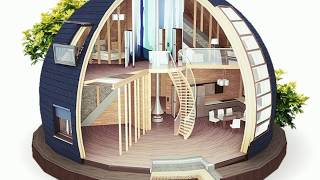 🔝 Top 40+ Geodesic Dome Home Ideas 2018