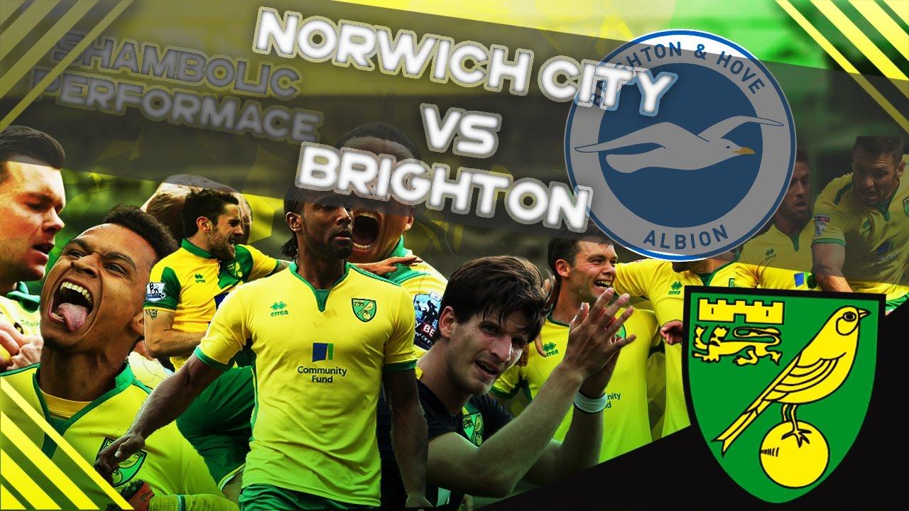 Norwich City Vs Brighton Match Review 5 0 Shambolic