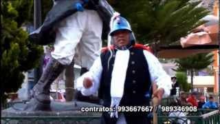 """"""" RONCO DE LOS ANDES """" SOY GAMONAL  (primicia 2013)"""