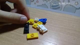 Как сделать трансформера из лего за 5 минут!