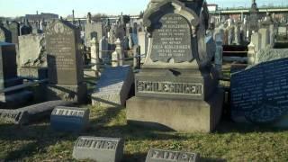 Washington Cemetery Vandalized