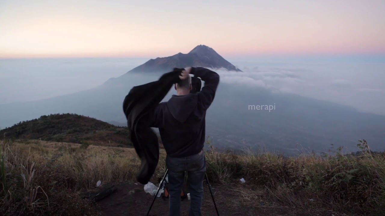 Volcanoes Photography Project - Merapi