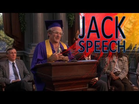 Jack Speech | The Very Best of Robin Williams