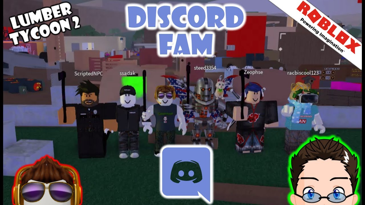 how to connect roblox to discord