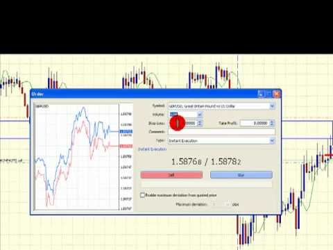 Lot size forex definition