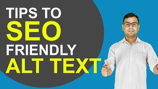 How to Write SEO Friendly Image Alt Text | Complete Explanation (in Hindi)