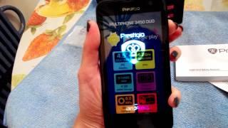 Смартфон Prestigio MultiPhone 3450 DUO (Black)(, 2014-12-14T18:40:53.000Z)
