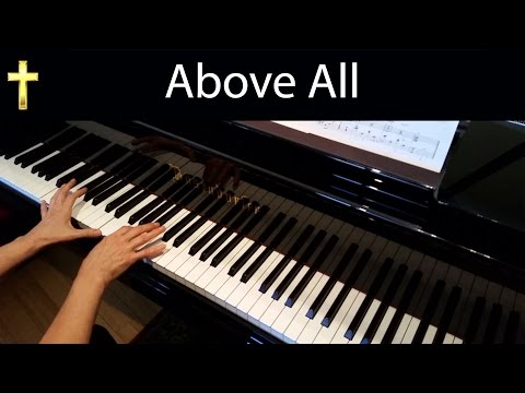 Above All Keyboard Chords Ver 2 By Paul Baloche Worship Chords