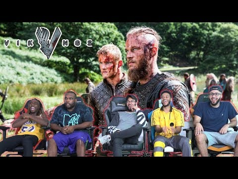 """Download Vikings Season 2 Episode 5 """"Answers In Blood"""" Reaction/Review"""