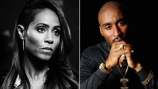 Jada Pinkett Smith and 50 Cent goes in on 2pac 'All Eyez on Me' Movie