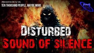 Disturbed - Sound Of Silence [LYRICS + Nightcore]
