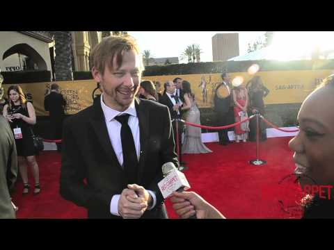 Jimmi Simpson at 21st Annual Screen Actor Guild Awards #SAGAwards #HouseofCards