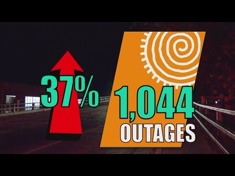 PNM: Power outages in Albuquerque up 37 percent in 2017