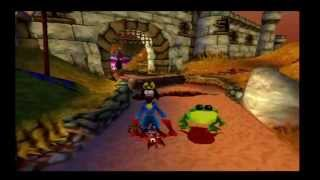 Crash Bandicoot Gee Wiz