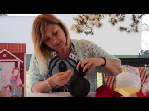 Un Obradoiro de manualidades con Alejandra Plaza