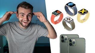 Das neue iPhone 11 & 11 Pro, Apple Watch Series 5 & mehr! - Keynote Zusammenfassung