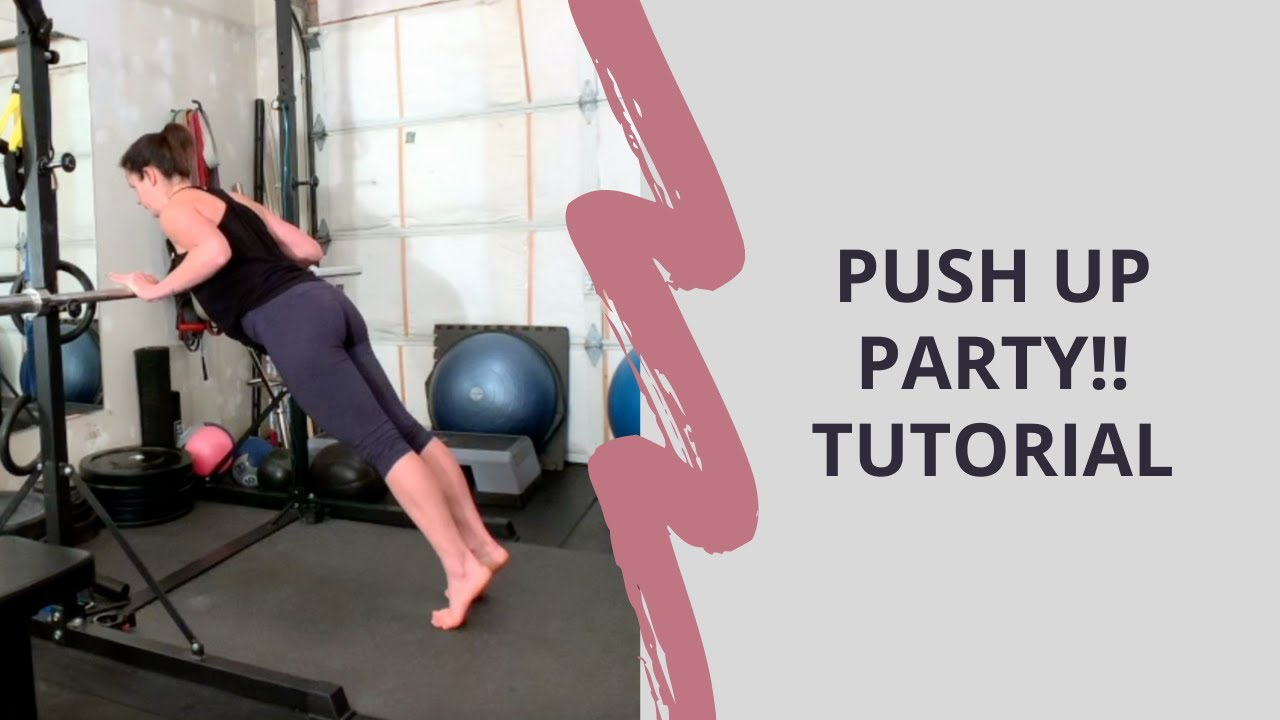 Strengthen Your Push Up Today!