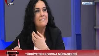 Ali Rıza Özkan ile Gündem Özel | Pandemide 2. Dalga Tehlikesi (23.06.2020)