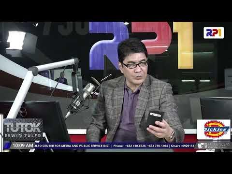 TUTOK ERWIN TULFO | April 26, 2018
