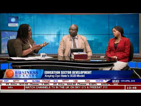Examining The Impact Of Oyo Govt's Policy On Education Pt.2 |Business Morning|