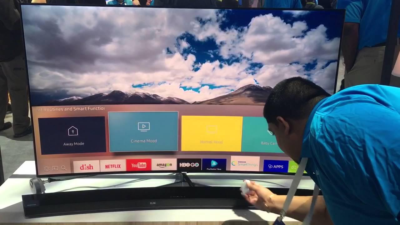 What happened to Samsung SmartThings for TV? - FlatpanelsHD