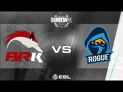 Rainbow Six Pro League 2017 - Season 2 Finals - PC - BRK E-Sports vs. Rogue - day 1