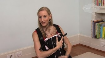 How to Use a Baby Bjorn Carrier | CloudMom