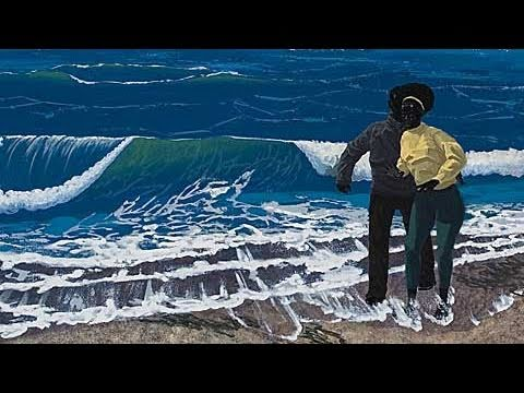"Kerry James Marshall | ""Black Romantic"" 