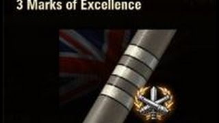 World of Tanks -  Fv215b 3rd Mark Session Finish